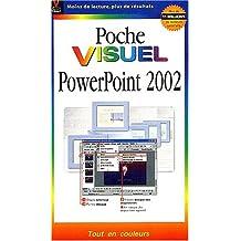 POWERPOINT 2002 POCHE VISUEL