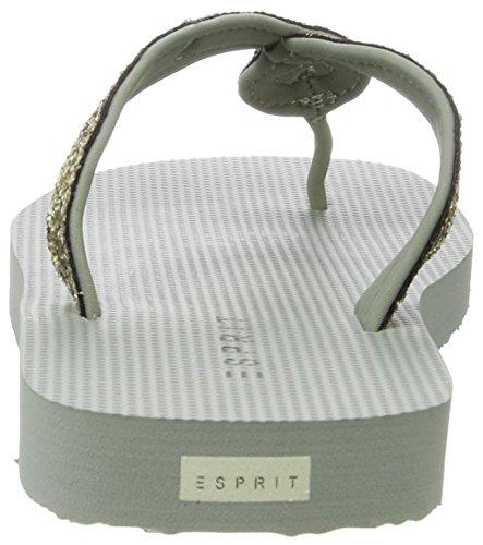 Donna Glitter Sabot Denise Light Verde Khaki ESPRIT 0wpgT