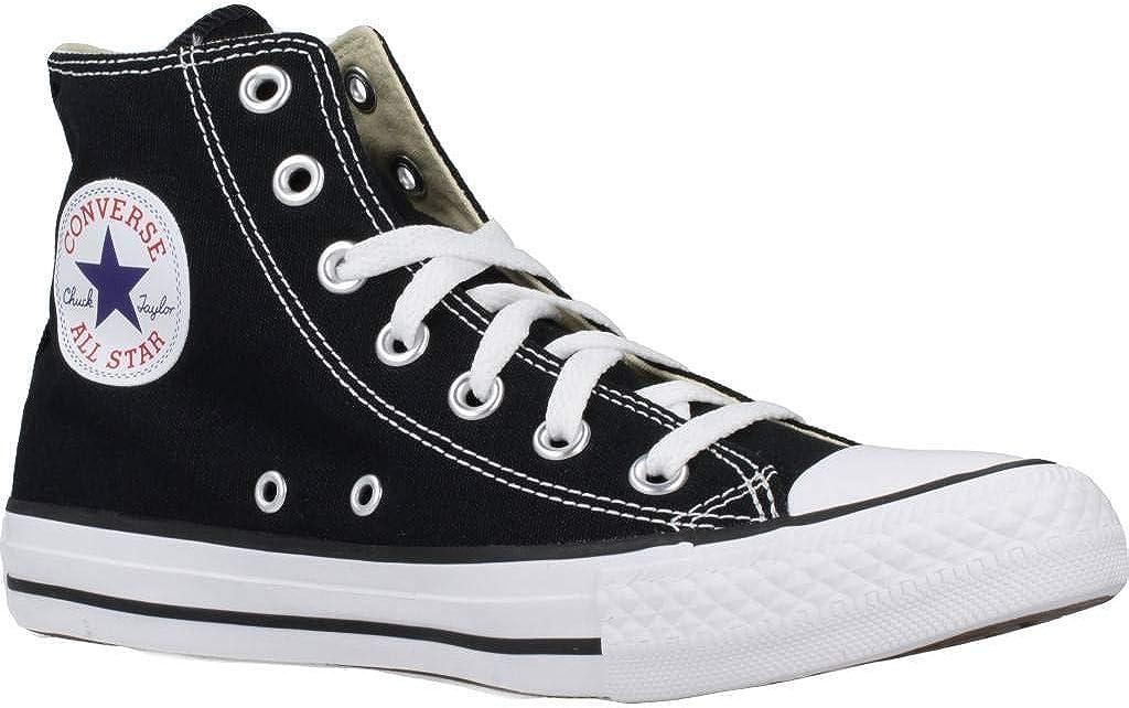 Converse Ctas Core Hi, Baskets mode mixte adulte Noir