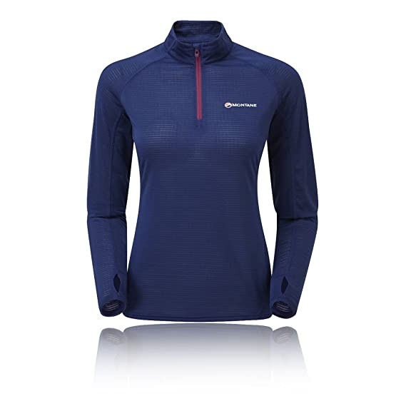 Montane Allez Micro Pull-On Women's Top - SS18 - X Small
