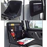Aketek Travel Car Laptop Holder Tray Bag Mount Back Seat Auto Food Work Table Organizer