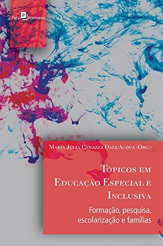 Tópicos em Educação Especial e Inclusiva