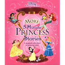 Disney Princess: More 5-Minute Princess Stories