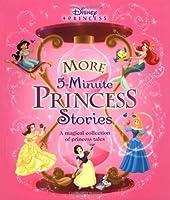 Disney Princess: More 5-Minute Princess Stories: A Magical Collection of Princess Tales (Disney Princess)