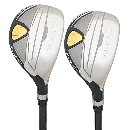 Cobra FLY-Z S NEW Golf 4 & 5 Hybrid Set Lite Flex
