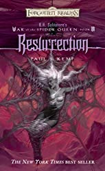 Resurrection: R.A. Salvatore Presents The War of the Spider Queen, Book VI (The War of the Spider Queen series 6)