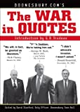 The War in Quotes, G. B. Trudeau, 0740772317