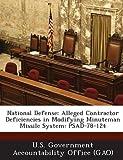 National Defense, , 1287192912