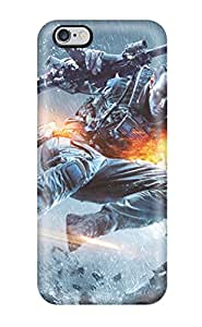 Ivan Erill's Shop Hot Battlefield 4 2013 Tpu Case Cover Compatible With Iphone 6 Plus