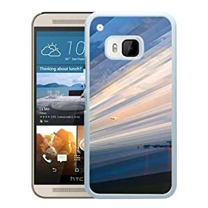 Through The Day (2) Durable High Quality HTC ONE M9 Phone Case