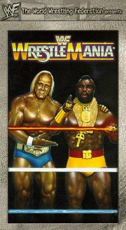 WWF: WrestleMania I [VHS]
