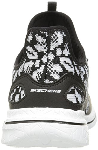 Burst 2 Black Game Skechers Changing Fashion 0 Women Sport White qwETTFZ