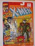 X-Men Wolverine #5 (Green) Action Figure