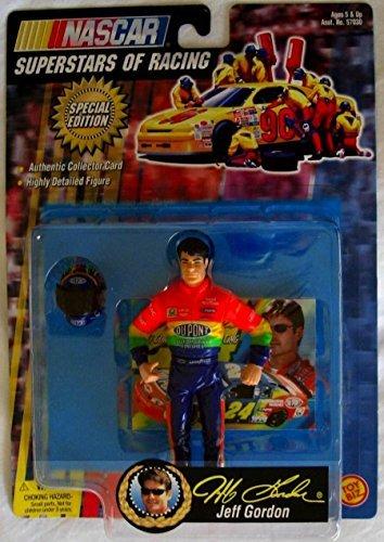 NASCAR Superstars of Racing Jeff Gordon