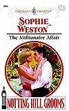 Millionaire Affair, Sophie Weston, 0373120893