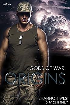 Origins (Gods Of War Book 1) by [West, Shannon, McKinney, TS]