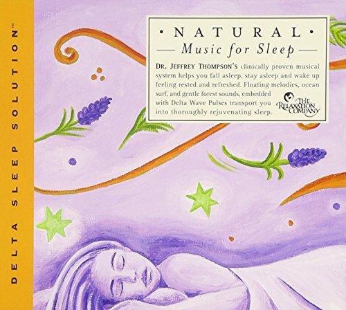 Natural Music to Sleep. Dr. Jeffrey Thompson's Delta Sleep Solution