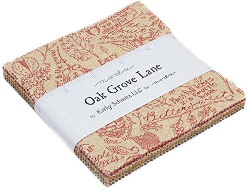 - Oak Grove Lane Charm Pack by Kathy Schmitz; 42-5