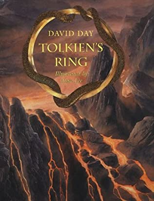 book cover of Tolkien\'s Ring