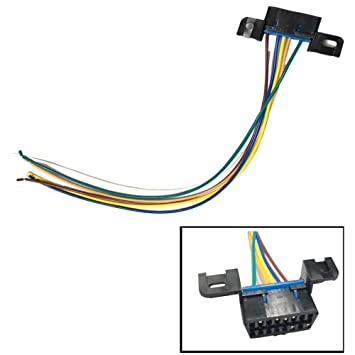Amazon.com: OBDII OBD2 J1962 Wiring Harness Connector ... on