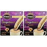 Nonni's Gingerbread Biscotti Authentic Italian - 2 Pack (6.88oz Each Box)