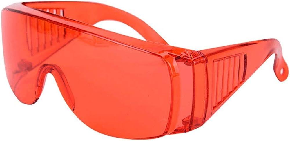 Xiao-OZ Viento y la niebla al aire libre gafas anti-impacto de montar gafas gafas, gafas químicas de seguridad salpicaduras, gafas de seguridad gafas de montar vidrios de la bicicleta, antivaho antivi