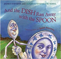 The Dish Ran Away With The Spoon Book