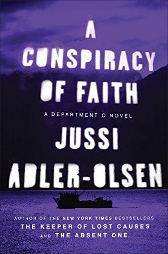A Conspiracy of Faith: A Department Q Novel (Department Q Series Book 3)