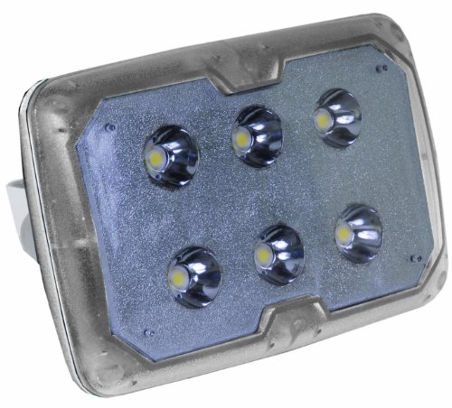 Taco Metals 6W LED Spreader Light with Stainless Steel Adjustable Bracket (Spreader Bracket)