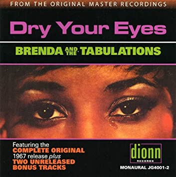 Image result for brenda tabulations dry""
