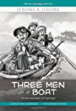 Three Men in a Boat - to Say Nothing of the Dog!, Jerome K. Jerome, 9350363038