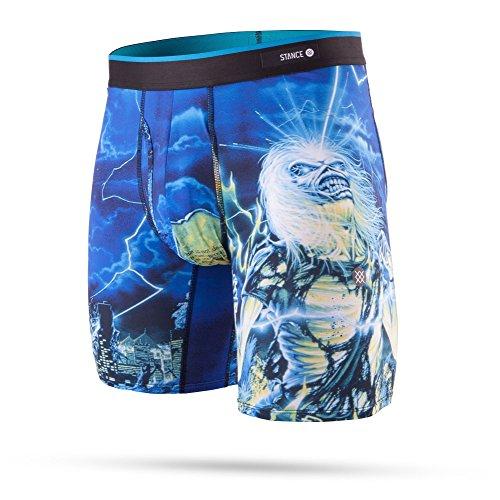 Stance  Men's Iron Maiden BB Black Underwear Large