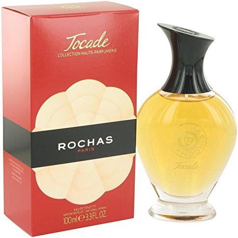 Rochas TOCADE por la Rochas cortinas De Toilette De aerosol De la (nuevo estuche regalo) 3,4 oz/95 ml: Amazon.es: Belleza