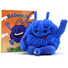 Baboochi Plush Kids Toy, Stuffed Animal. For Girls, Boys, Children. Illustrated Hard Cover Story Book of Baboochi Included. Interactive Educational Learning for Your Child. For Playing Inside or Out.