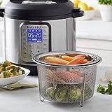 Instant Pot Official Mesh Steamer Basket, Set of