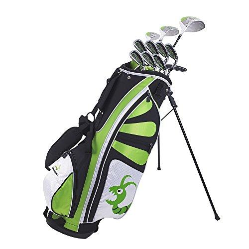 Woodworm Golf ZOOM Komplettset : Rechtshänder Herren -1