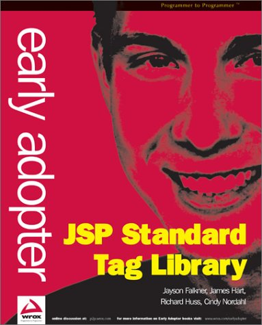 Early Adopter JSP Standard Tag Library by Apress