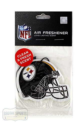 Pittsburgh Steelers Officially Licensed Air Freshener