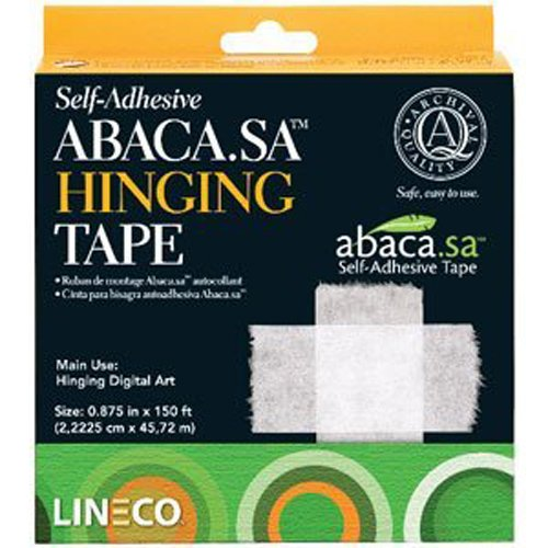 Abaca.sa Paper Hinging Tape for Digital Art