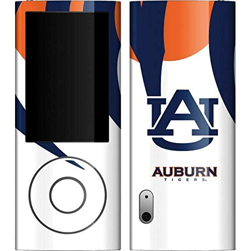 Auburn University iPod Nano (5G) Video Skin - Auburn Tigers Vinyl Decal Skin For Your iPod Nano (5G) Video