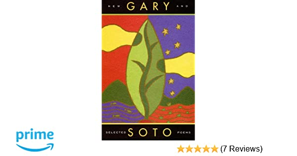 gary sotos most famous work