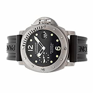 Panerai Luminor Submersible automatic-self-wind mens Watch PAM00025 (Certified Pre-owned)