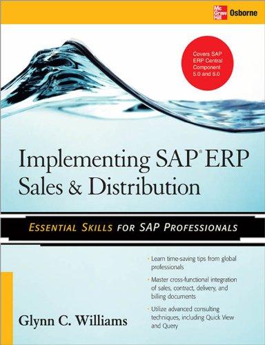 Download Implementing SAP ERP Sales & Distribution Pdf