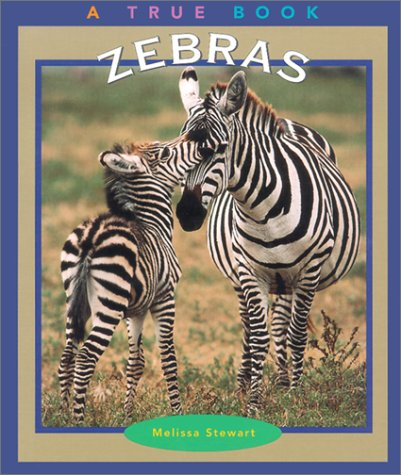 Read Online Zebras (True Books: Animals) pdf