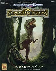 The Jungles of Chult (Advanced Dungeons & Dragons: Forgotten Realms, FRM1 Adventure)