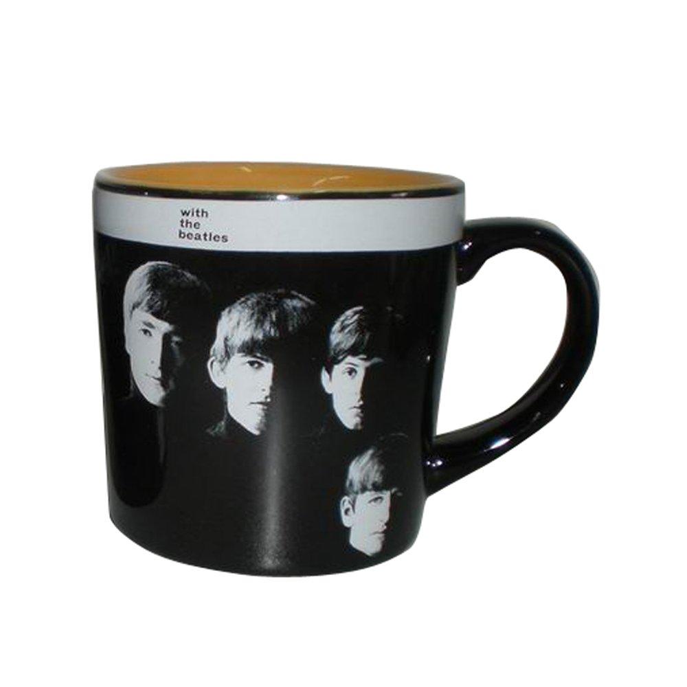 distribución global Con Con Con The Beatles 12 oz Taza de cerámica  venta mundialmente famosa en línea