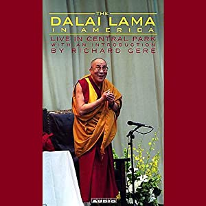 The Dalai Lama in America Lecture