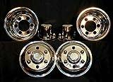 """16"""" 6 Lug Isuzu Chevy Ud Hino Mitsubishi Wheel Simulators"""
