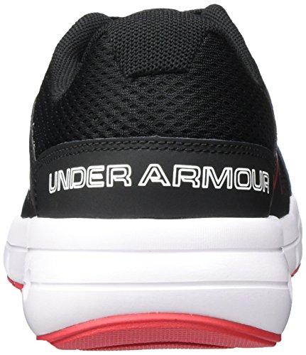 Under Armour Männer Dash 2 Schwarz / Rot / Weiß