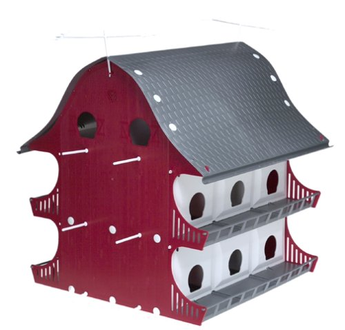 16 Family Purple Martin Barn product image